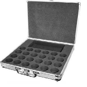 Hliníkové kufříky