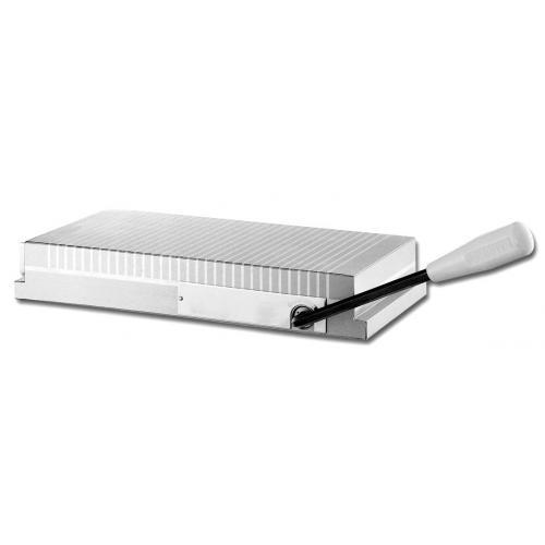 Permanentní magnetická deska 8 mm, 125 x 250 mm