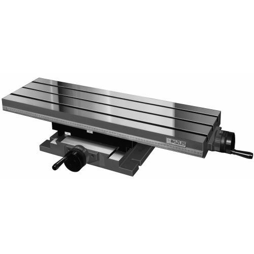 Křížový stůl se 2 osami, typ MF, velikost 3