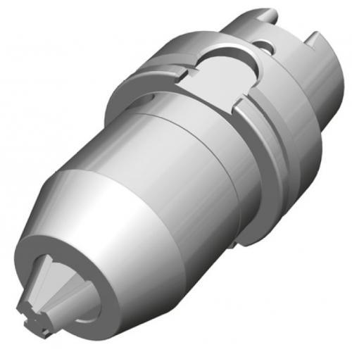 Univerzální vrtací sklíčidlo BASIC, HSK-A 63, 1–16 mm