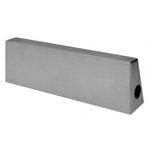 Hladká čelist (kusová) pro CNC svěrák JW 125