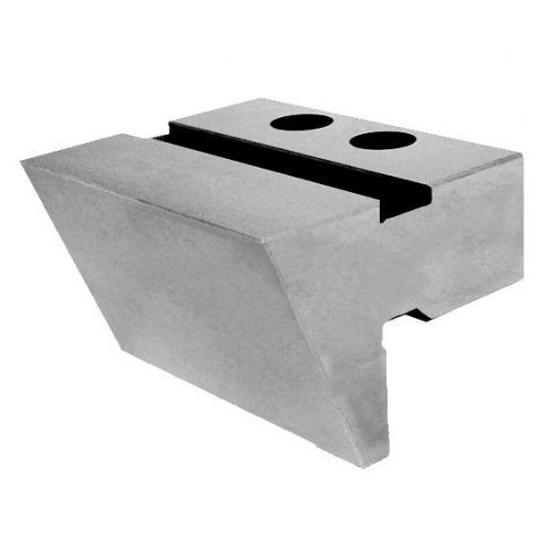 Stahovací čelist souřadnicová (kusová) pro CNC svěrák JW 125