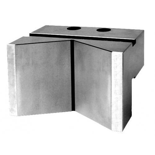 Hranolová souřadnicová čelist (kusová) pro CNC svěrák JW 125