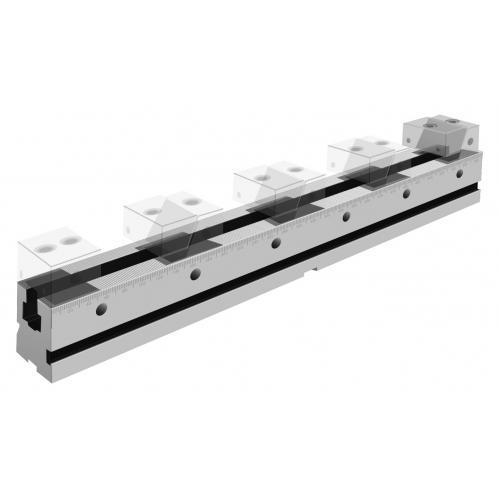 Multiflex svěrák 75 x 500 mm