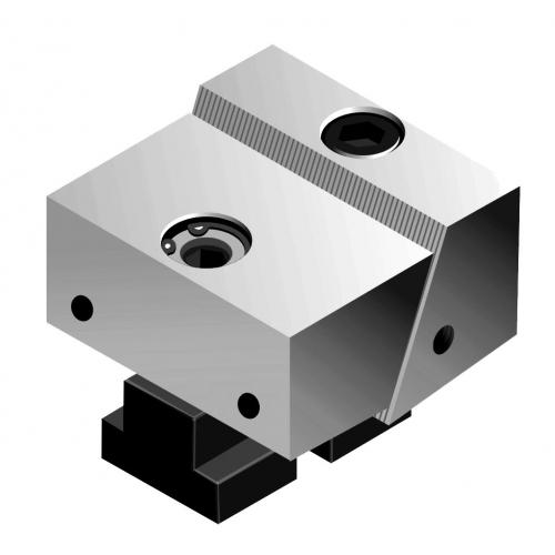 Pevná/pohyblivá čelist pro multiflex svěrák 50