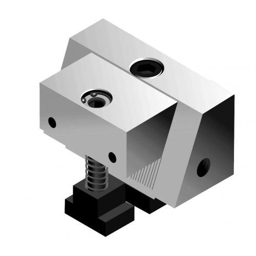 Pevná/pohyblivá extra velká čelist pro multiflex svěrák 75