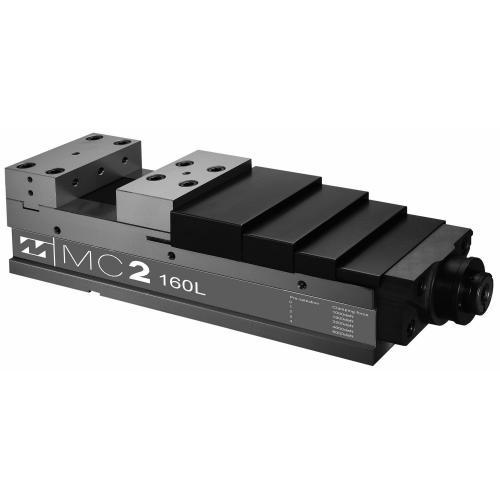 Silový svěrák McFix 2, dlouhá verze, šířka čelistí 200