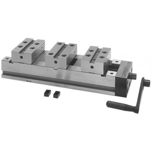 Samostředicí svěrák CAMINATI, mechanický JW 125