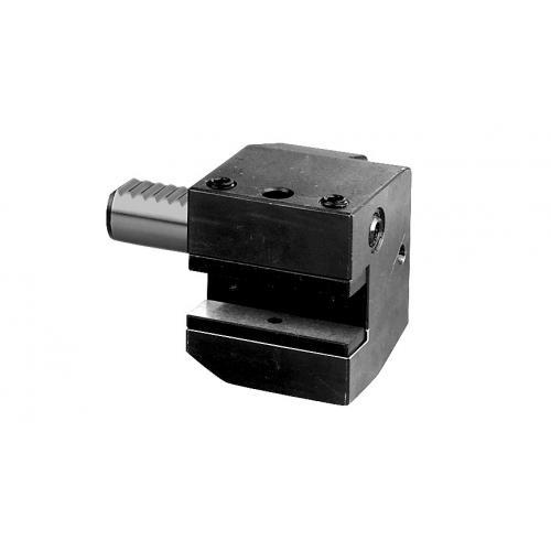 Držák axiálního nástroje levý, krátký C2 – 40 x 25