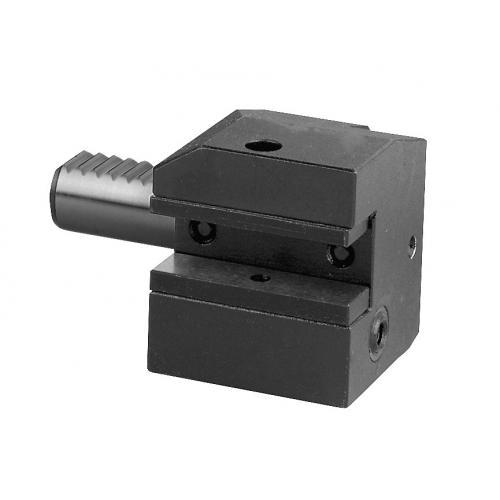 Držák axiálního nástroje levý, obrácený, krátký C4 – 16 x 12