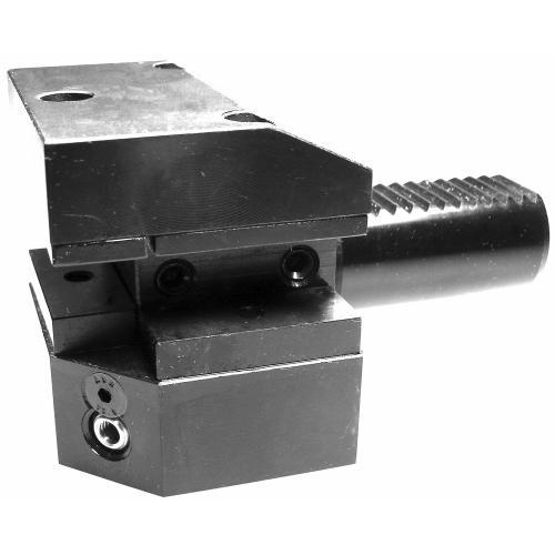 Čtyřhranný držák nástrojů, obrácený D2 – 40 x 25