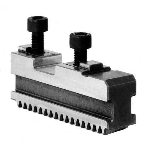 Tvrdá hlavní čelist pro sklíčidla sklínovou tyčí 160 mm