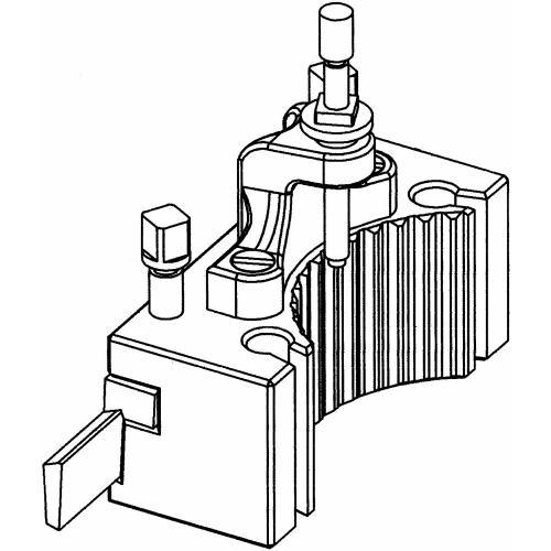 Držák upichovacího nástroje AaT
