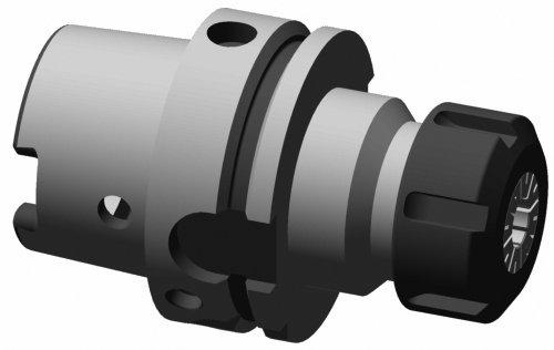 Kleštinové sklíčidlo HSK-A 63, ER 40 x 120