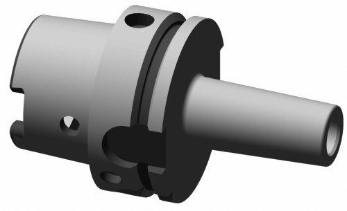 Frézovací trny, šroubovací, HSK-A 63, M 10 x 100