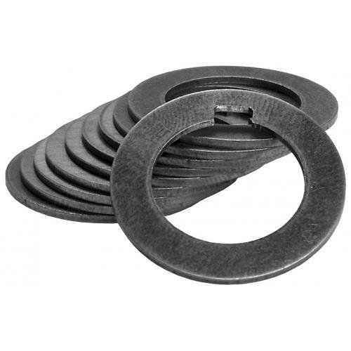 Distanční kroužek DIN 2084A, Ø 22 x 0,05