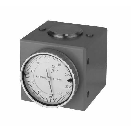 Nulový ustavovač, magnetický typ