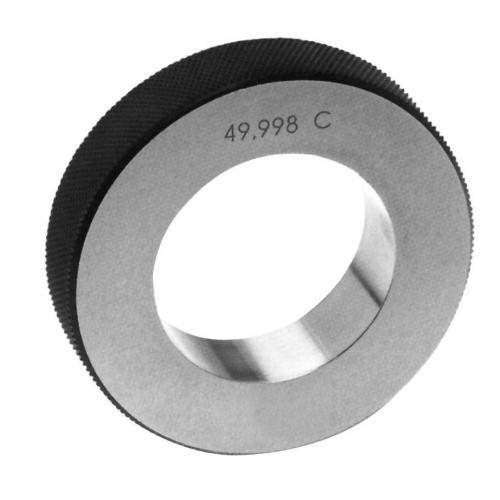 Hladká ustavovací kruhová měrka Ø 50, kalibrovaná