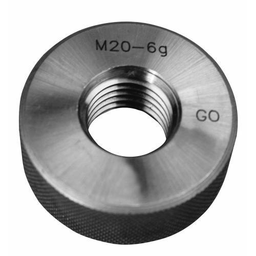"""Závitová měrka """"GO"""" M6 x 1,0, kalibrovaná"""
