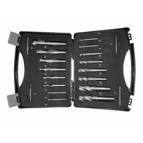 Titanové frézovací držáky DIN 327 / DIN 844 B